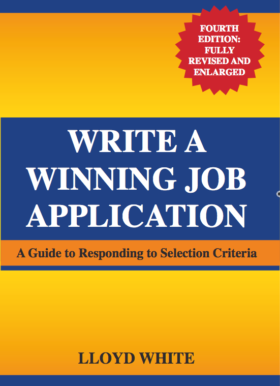 Writing a winning job application book